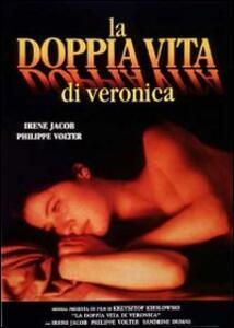 La doppia vita di Veronica di Krzysztof Kieslowski - DVD