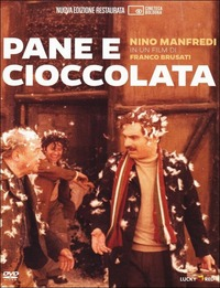 Cover Dvd Pane e cioccolata (DVD)