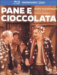 Cover Dvd Pane e cioccolata (Blu-ray)