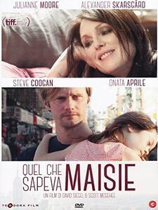 Quel che sapeva Maisie di Scott McGehee,David Siegel - DVD