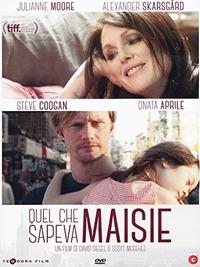 Cover Dvd Quel che sapeva Maisie (DVD)