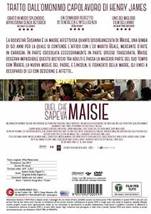Quel che sapeva Maisie di Scott McGehee,David Siegel - DVD - 2