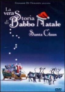 La vera storia di Babbo Natale di Jeannot Szwarc - DVD