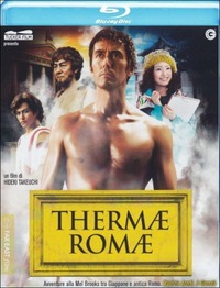 Cover Dvd Thermae Romae (Blu-ray)