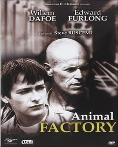 Animal Factory di Steve Buscemi - DVD