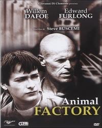 Cover Dvd Animal Factory (DVD)
