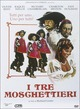 Cover Dvd DVD I tre moschettieri [4]