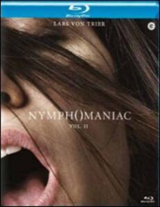 Nymphomaniac. Vol. 2 di Lars Von Trier - Blu-ray