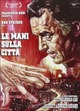 Cover Dvd DVD Le mani sulla città