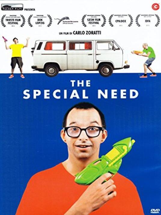 The Special Need di Carlo Zoratti - DVD