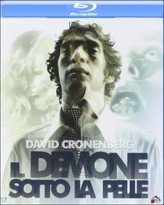 Il demone sotto la pelle di David Cronenberg - Blu-ray