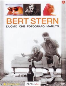 Bert Stern. L'uomo che fotografò Marilyn di Shannah Laumeister - DVD