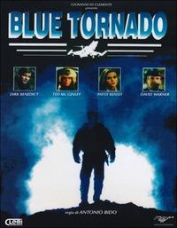 Locandina Blue Tornado