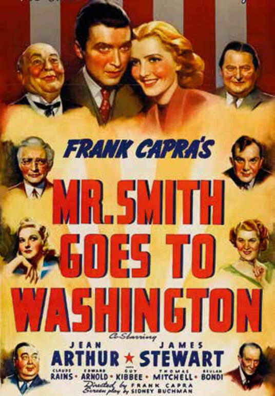 Mister Smith Va A Washington (DVD) di Frank Capra - DVD
