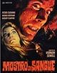 Cover Dvd DVD Il mostro di sangue