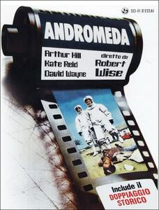 Andromeda di Robert Wise - DVD
