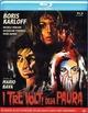 Cover Dvd DVD I tre volti della paura (Black Sabbath)