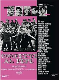 Cover Dvd Confetti al pepe (DVD)