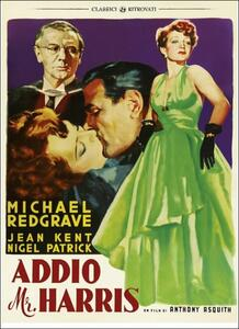 Addio Mr Harris di Anthony Asquith - DVD