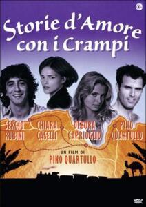 Storie d'amore con i crampi di Pino Quartullo - DVD
