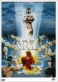 Cover Dvd Aria