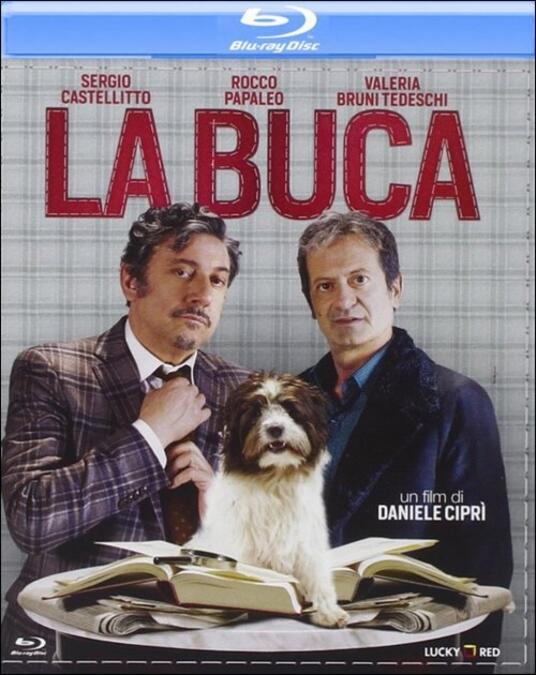 La buca di Daniele Ciprì - Blu-ray