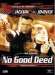 Cover Dvd DVD No Good Deed - Inganni svelati
