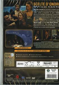 Scelte d'onore. Wise Girls di David Anspaugh - DVD - 2
