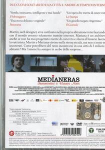 Medianeras. Innamorarsi a Buenos Aires di Gustavo Taretto - DVD - 2