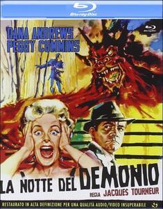 La notte del demonio (Blu-ray) di Jacques Tourneur - Blu-ray