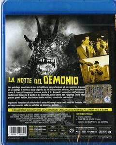 La notte del demonio (Blu-ray) di Jacques Tourneur - Blu-ray - 2