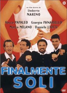 Finalmente soli di Umberto Marino - DVD