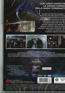 Bermuda Tentacles di Nick Lyon - DVD - 2