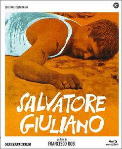 Salvatore Giuliano di Francesco Rosi - Blu-ray