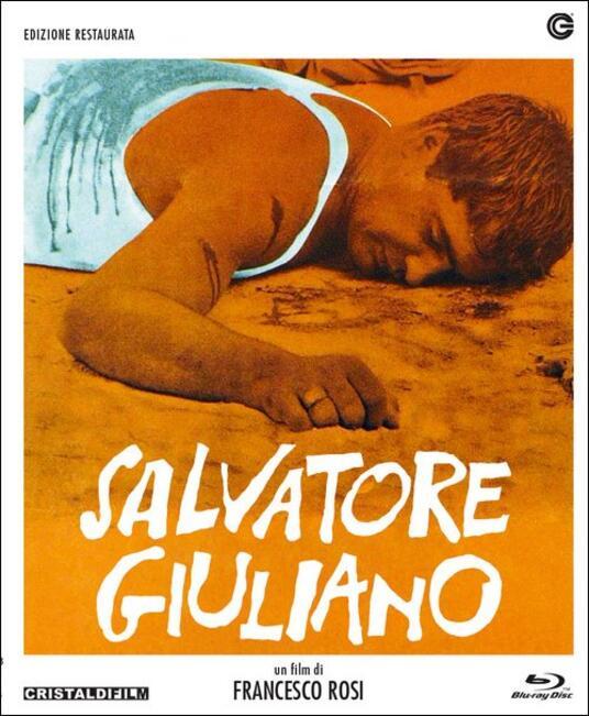 Salvatore Giuliano di Francesco Rosi - Blu-ray