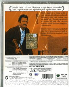 Salvatore Giuliano di Francesco Rosi - Blu-ray - 2