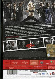 Sin City. Una donna per cui uccidere di Frank Miller,Robert Rodriguez - DVD - 2