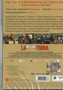 La nostra terra di Giulio Manfredonia - DVD - 2