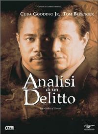 Cover Dvd Analisi di un delitto (DVD)