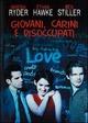 Cover Dvd Giovani, carini e disoccupati
