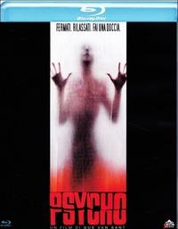 Cover Dvd Psycho (Blu-ray)