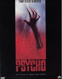 Cover Dvd Psycho (DVD)
