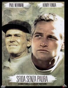Sfida senza paura di Paul Newman - DVD