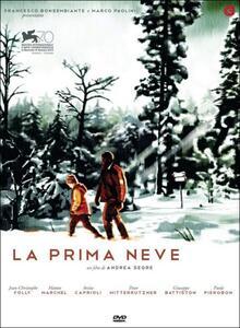 La prima neve di Andrea Segre - DVD