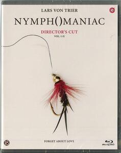 Film Nymphomaniac. Director's Cut (Blu-ray) Lars Von Trier