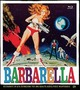 Cover Dvd DVD Barbarella