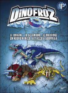 Dinofroz. Stagione 1. Vol. 1 di Orlando Corradi - DVD