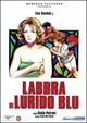 Cover Dvd DVD Labbra di lurido blu