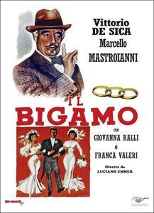 Il bigamo di Luciano Emmer - DVD