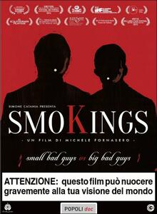 SmoKings di Michele Fornasero - DVD